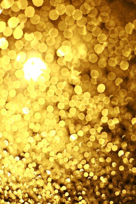 Gold Sparkles