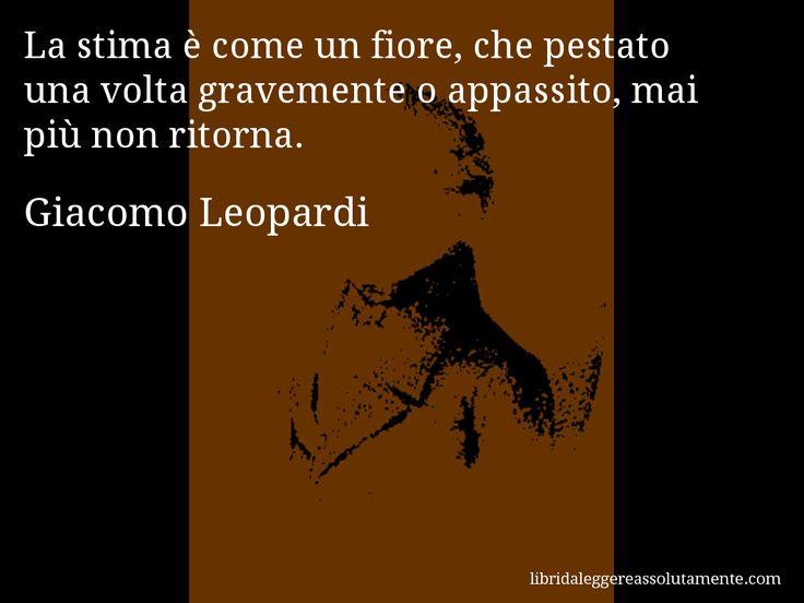 Cartolina con aforisma di Giacomo Leopardi (14)