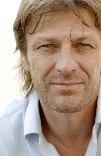 Sean Bean. Love him, but he needs to stop dying in almost every movie he's in! -_-