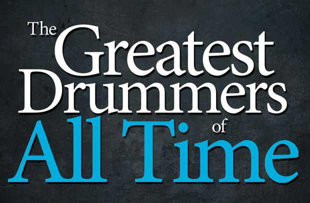 MD's Greatest Drummers of All Time Poll