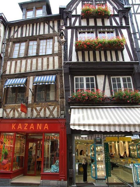 Rouen #1 by Normandia2007, via Flickr