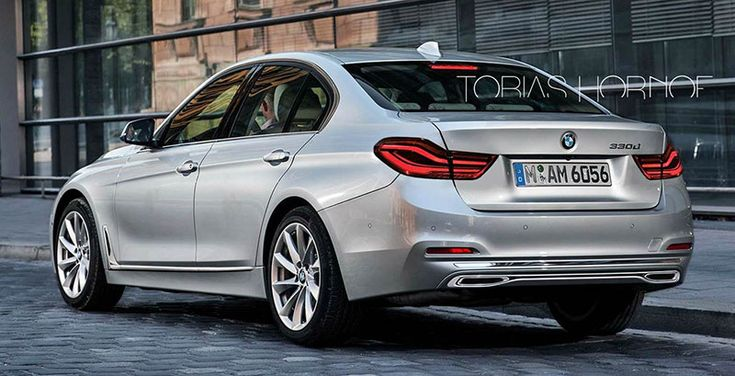 new BMW 3 Series 2018 release date,
