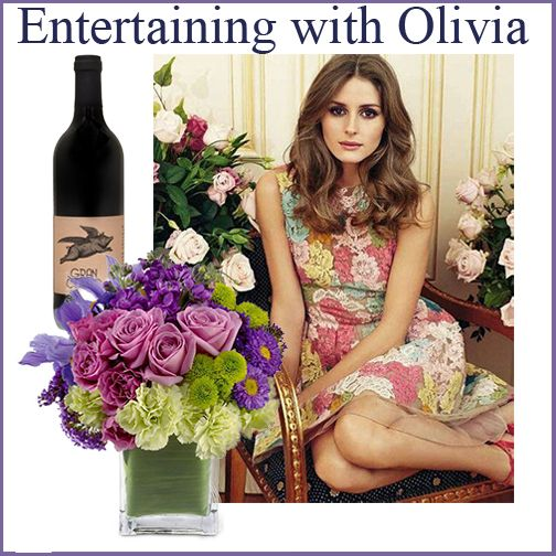 Want to throw the perfect dinner party? Here are some of Olivia's best entertainment tips for creating ambiance.