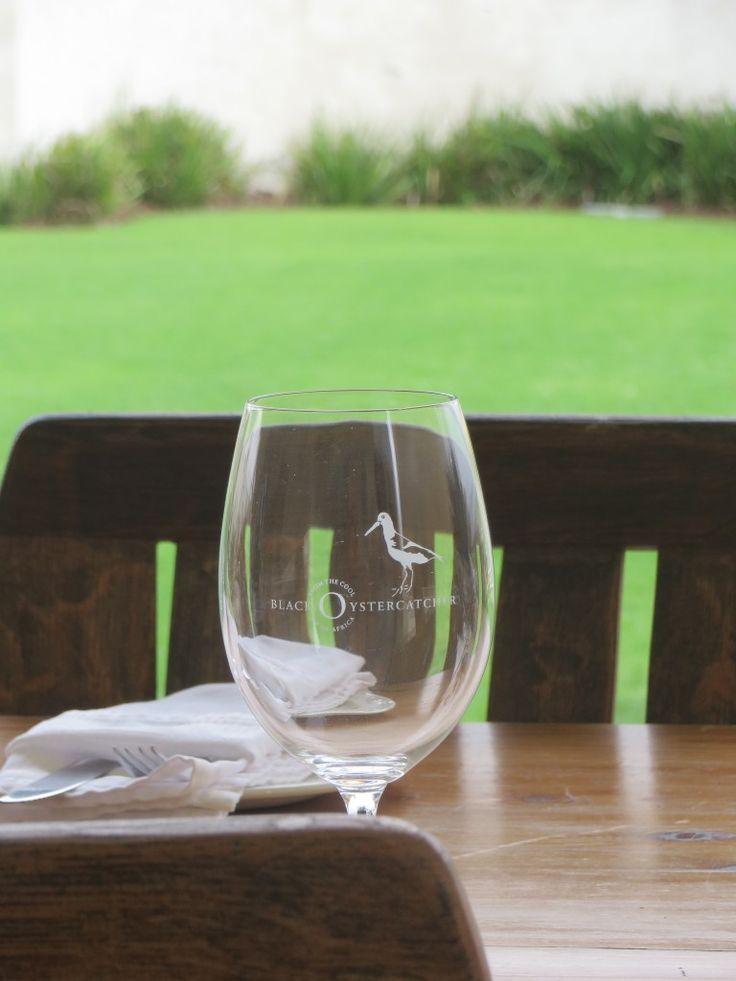 Wine tasting time #wines #winetasting #garden #blackoystercatcherwines