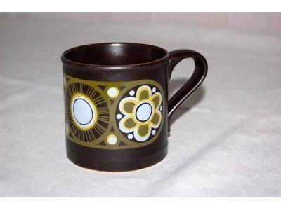 Staffordshire vintage mug. www.hellans.no