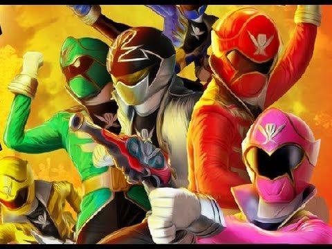 Power Rangers Super Megaforce 2 - Power Rangers Games 2015