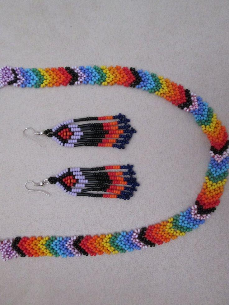 collar indigena by mebe95
