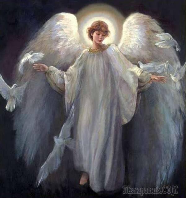 Картинки с подписями об ангелах