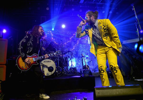 Post Malone Photos Photos: Post Malone Performs For Bud