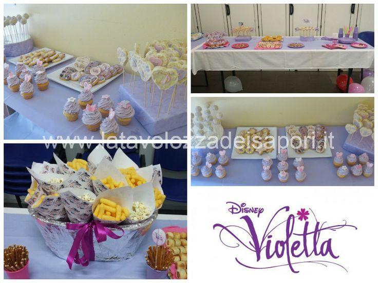 Buffet Violetta - http://www.latavolozzadeisapori.it/buffets/buffet-violetta