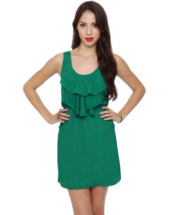 1000  ideas about Green Summer Dresses on Pinterest | Summer ...