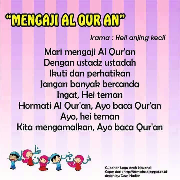 mengaji al-quran