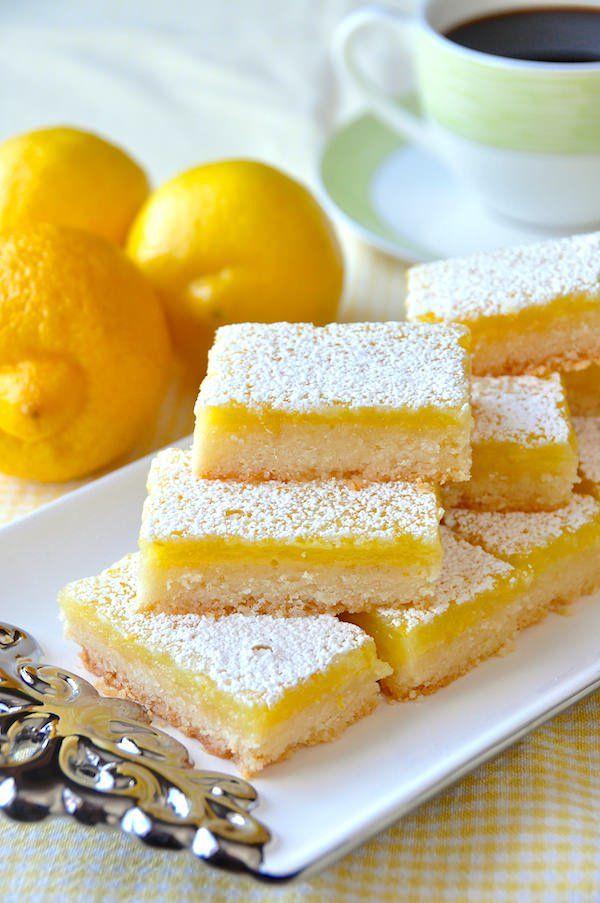 Bars super facile citron