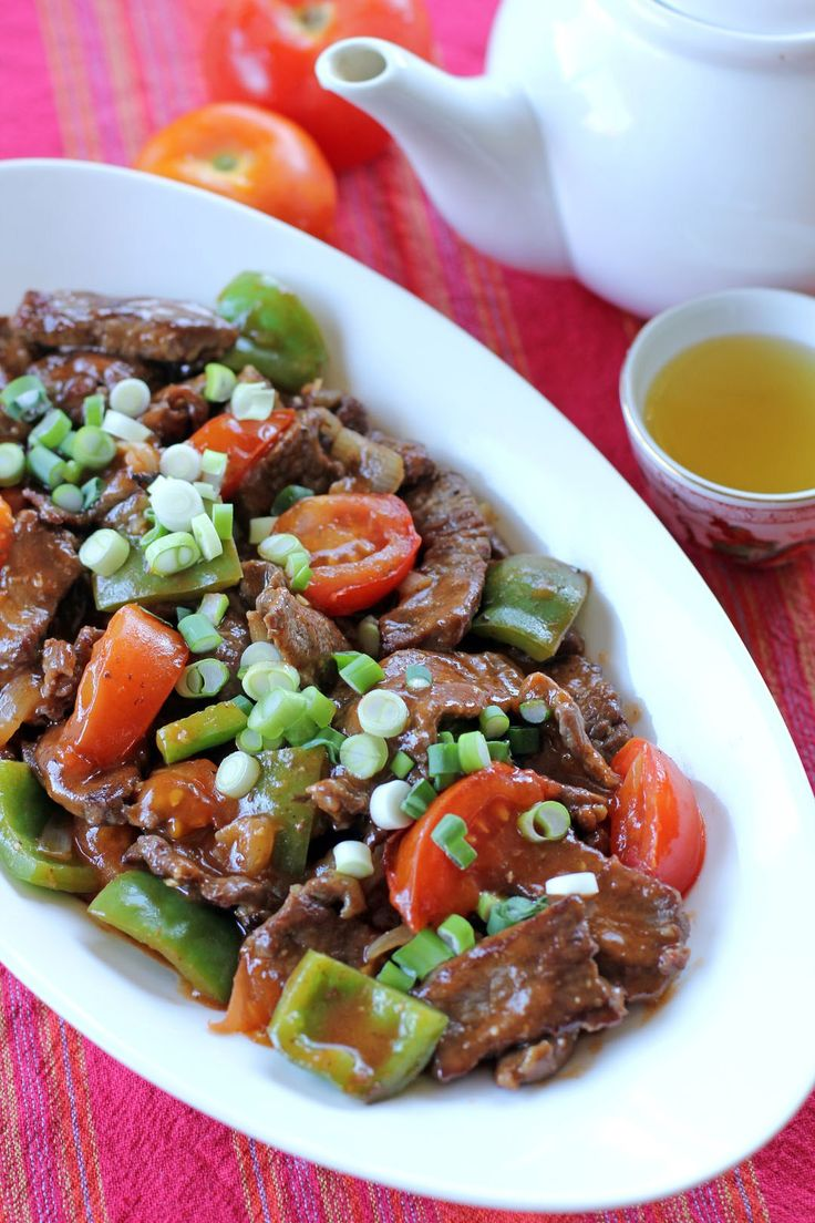 Best 25 chinese beef recipes ideas on pinterest healthy beef this chinese beef and tomatoes is really easy to prepare all you need is beef tomatoes and green bell peppers cooking is quick too so if you are in a forumfinder Image collections