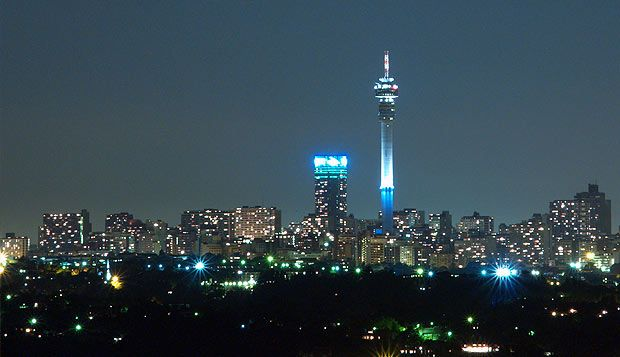 Johannesburg, Gauteng, South Africa Most awesome city!!