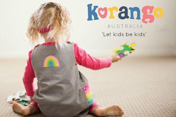 Featured Exhibitor: Korango #lifeinstyle #fashion #kids