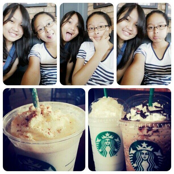 Me+Nidya+Starbucks
