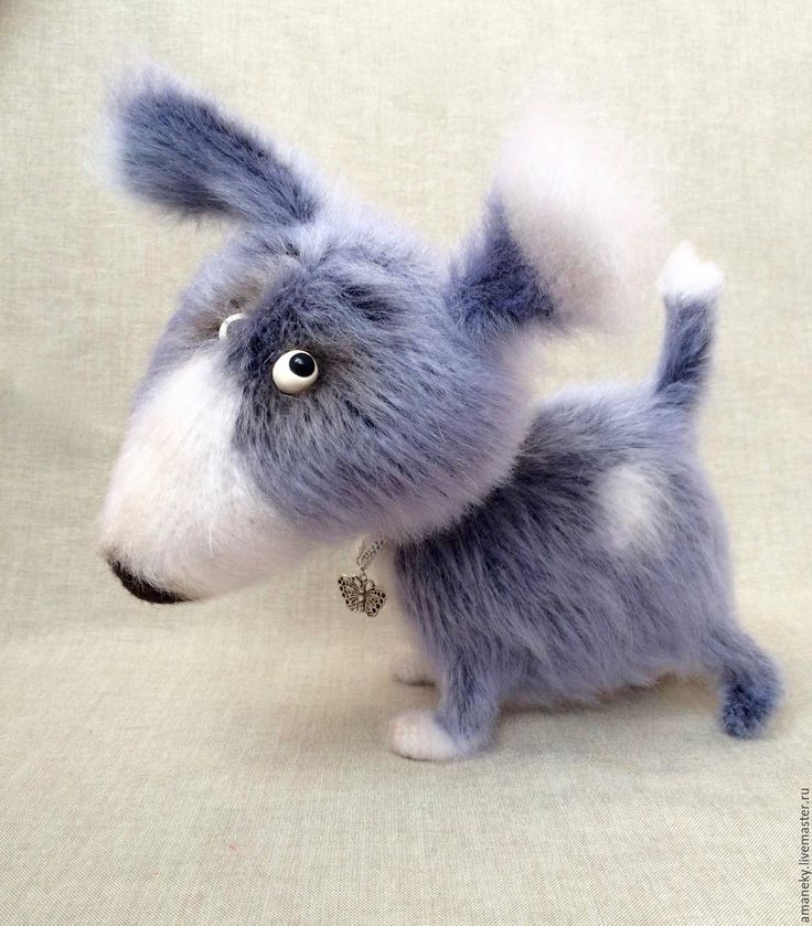 Купить Бакс - комбинированный, символ года, смешная игрушка, сувениры и подарки, собака игрушка