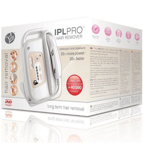 Rio Professional IPL Intense Pulsed Light Body and Facial Hair Removal System Easy for Use It  //Price: $ & FREE Shipping //     #hair #curles #style #haircare #shampoo #makeup #elixir