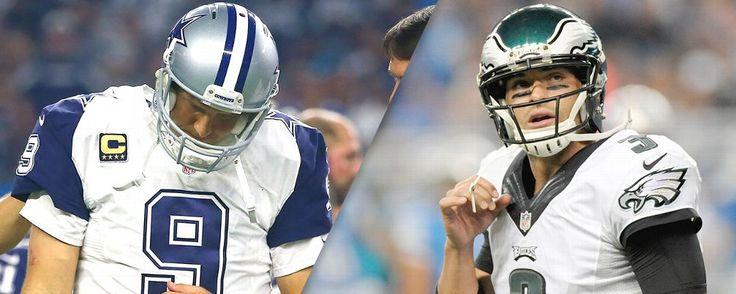 The fall -- and fall -- of Tony Romo and Mark Sanchez - OneNacion Blog- ESPN
