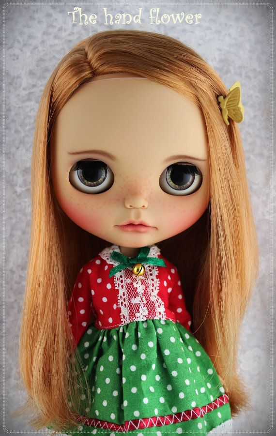 . ♥♥♥♥Welcome to my listing:. ♥♥♥♥ 20% OFF SALE // Celebrate new Year 2017. OFF: was $800 USD - now $ 660 USD. RESERVED on layaway by Christine. Please do not buy unless you are her. Paid $300USD for 1st payment this doll .  ゜・。。・゜゜・。。・゜☆゜・。。・゜゜・。。・゜☆゜・。。・゜゜・。。・゜☆゜・。。・゜゜・。。・゜ Base Doll: OOAK Custom Original Takara Blythe doll Sunshine Holiday. She will come with stand. We will be carefully packaged. Work done and details : ๐ Sanded ๐ Carved lips ๐ Modded nose and Philtrium carved ๐ Boggled…