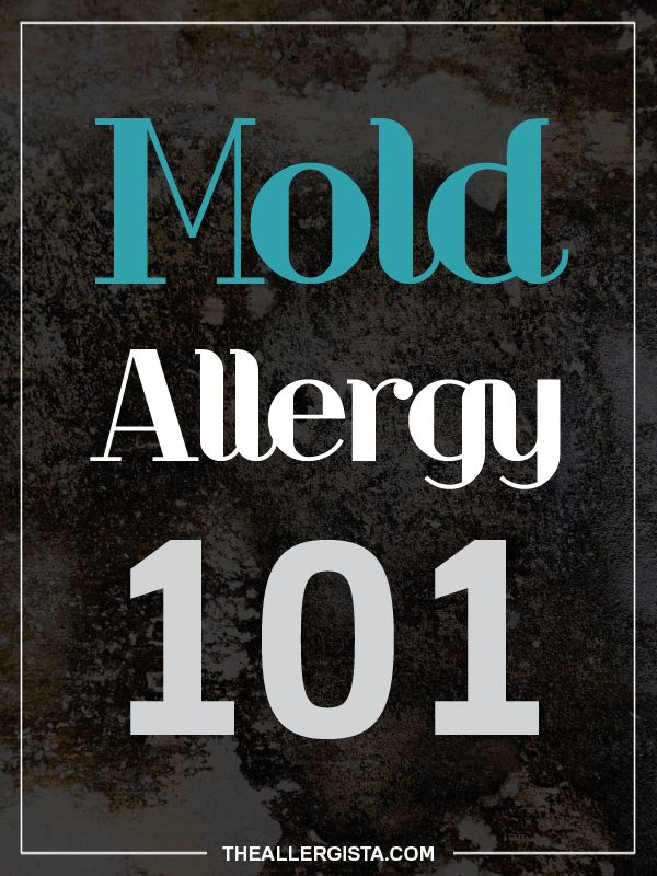 Cladosporium and Alternaria... sounds like a pair of intergalactic goddesses, right? Nope! Just mold. >> Mold Allergy 101 — The Allergista