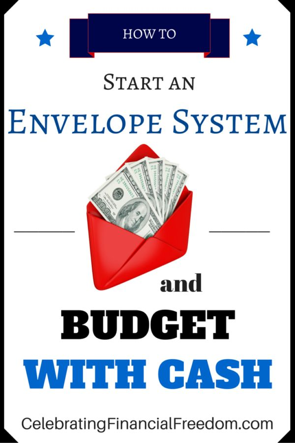 How to start an envelope system and budget with cash. using an envelope system keeps you from spending more than you make | envelopes | budget | cash