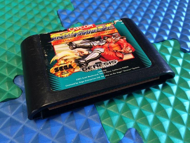 street fighter game sega free