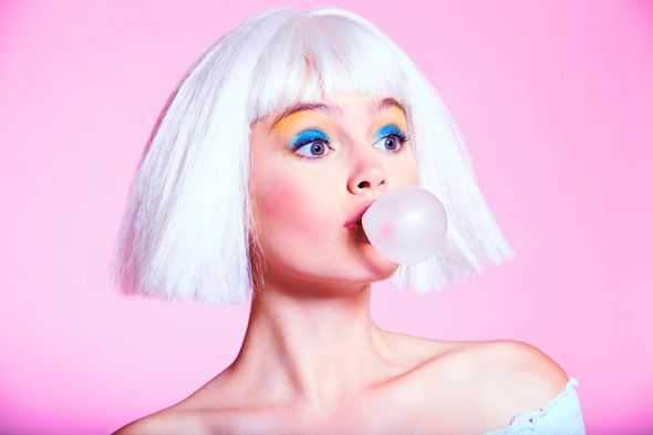 Photos Candy Warhol par Tomaas : Cosplay Fashion Attitude