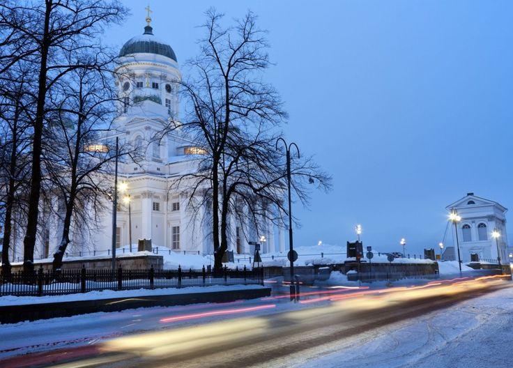 Helsinki Layover