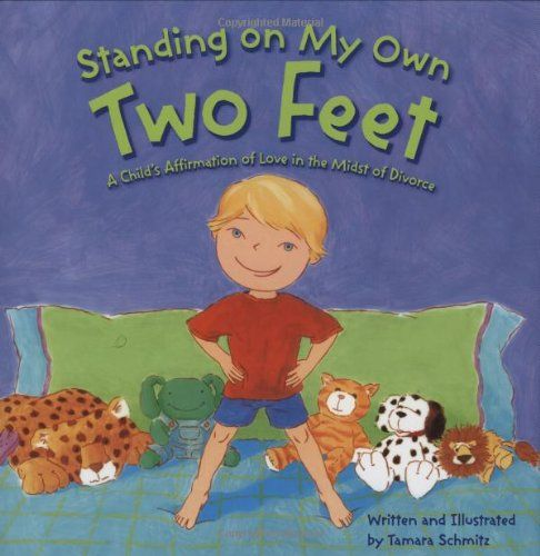 good books for kids about divorce