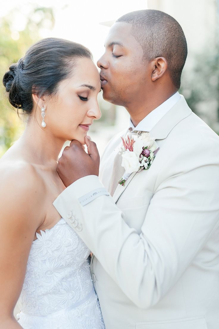 Couples poses Wedding at The One and Only Debbie Lourens Photography