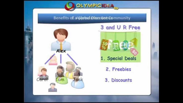 Olympic Idea Presentation ENGLISH