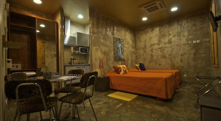 Lisbon Short Stay - Estúdios e apartamentos funcionais no coração da baixa pombalina, num hotel com decoração extravagante e criativa.