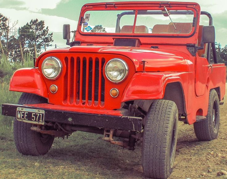 Jeep IKA 1958.  Maintenance/restoration of old/vintage vehicles: the material for new cogs/casters/gears/pads could be cast polyamide which I (Cast polyamide) can produce. My contact: tatjana.alic@windowslive.com
