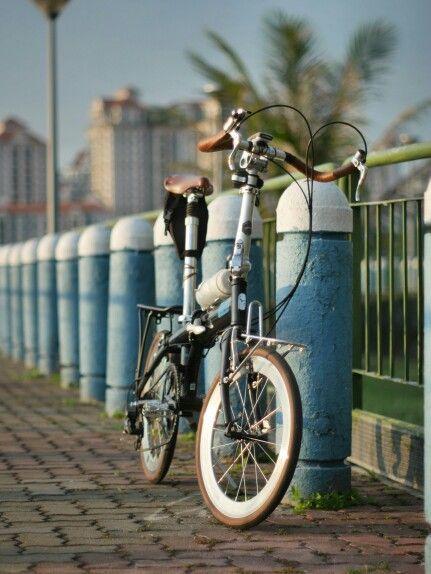 Bicycle tern link c7