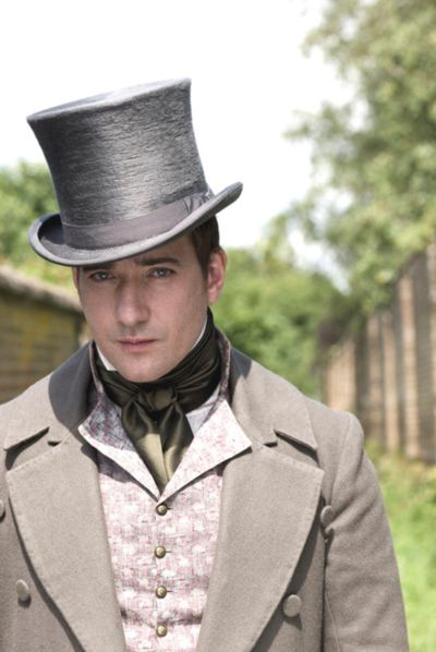 Matthew MacFadyen Little Dorrit!!!! <3 <3 <3 absolutely LOVED him in that mini-series!!