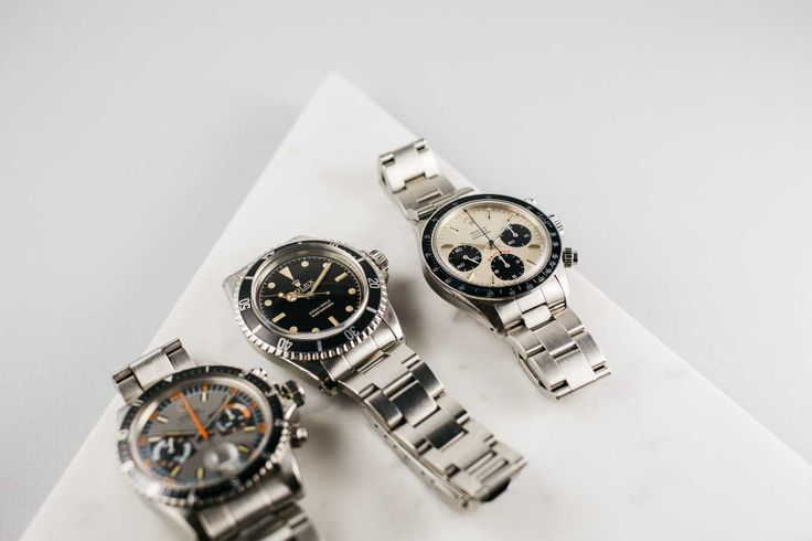 25 Photos From Inside One Of The Coolest Vintage Rolex Shops In The World. HQ Milton = the real deal.