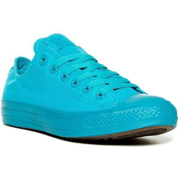 Converse Solid Sneaker (Unisex) found on Polyvore