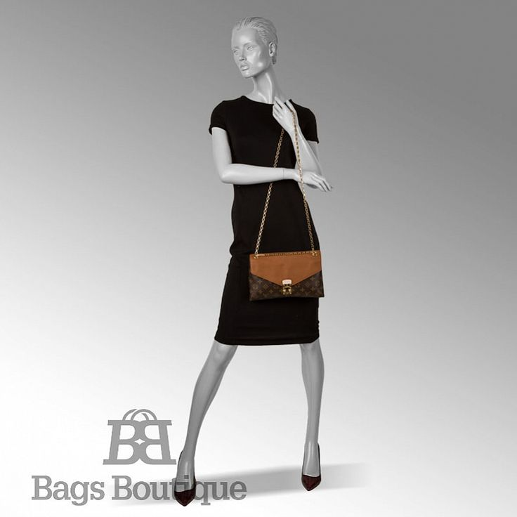 Клатч Louis Vuitton Pallas Chain (Палас чейн) - фото 5