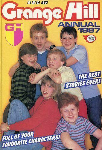 Grange Hill Annual 1987