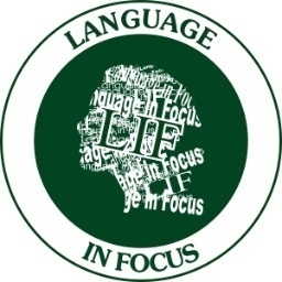 LIF2014 - Language in Focus Conference Logo