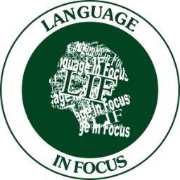 LIF2014 - Language in Focus Conference Logo