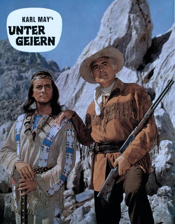 Download here http://movynswe.info/1/movie/Unter-Geiern  Movie Unter Geiern online	   Among Vultures - Wikipedia, the free encyclopedia  Among Vultures (German: Unter Geiern) is a 1964 Western film directed by Alfred Vohrer and starring Stewart Granger, Pierre Brice, Elke Sommer and Götz George. The surviving husband believes that his wife and daughter were. Download Full Movies. Die Uraufführung war am 8.   Director: Norbert Schultze Jr..  Watch Movies  TV Online: Prime