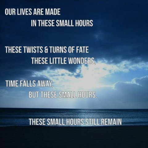 """""""Little Wonders"""" by Rob Thomas. Lyrics are mixed up. But still love it."""