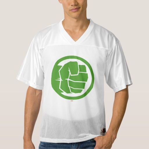 2 Sided Incredible Hulk Logo | Add Your Name