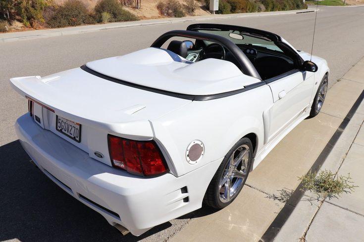 2003 Ford Mustang Saleen | eBay