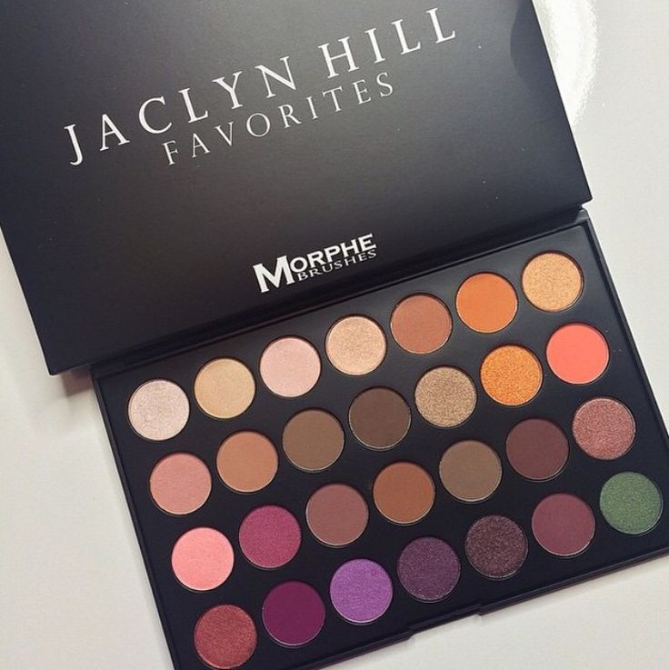 If you're a fan of beauty guru & youtuber Jaclyn Hill then get ready because she will soon be releasing an eyeshadow palette with all of her favorites by Morphe Brushes. The palette has a total...