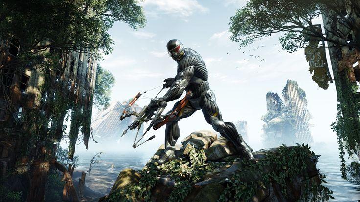 Crysis 3 leva a melhor sobre Metal Gear Rising: Revengeance