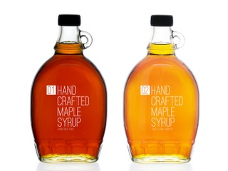 Packaging of the World: Creative Package Design Archive and Gallery: Hand Crafted Maple